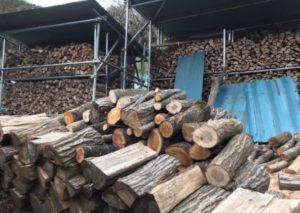 本件で割るべき材木